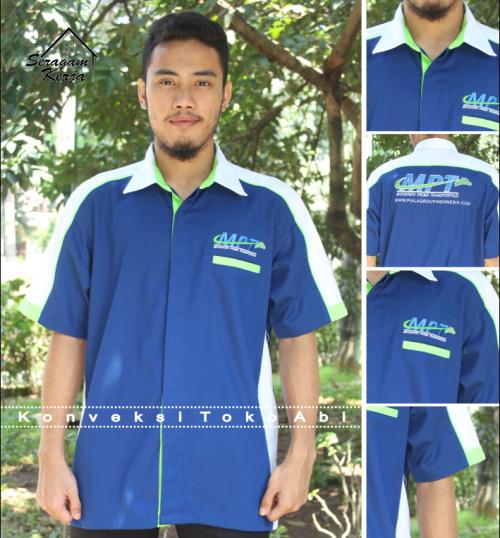 Pesan Baju Seragam Cleaning Service Di Tangerang