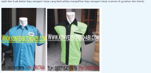 baju seragam kerja murah tangerang