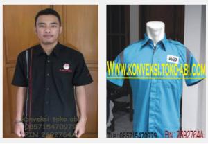 baju seragam kerja kantor murah