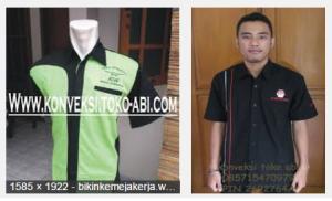 konveksi baju seragam kerja murah