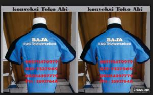 baju seragam kantor murah