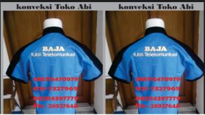 baju seragam kerja perusahaan murah