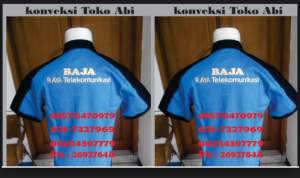 jasa konveksi baju kerja