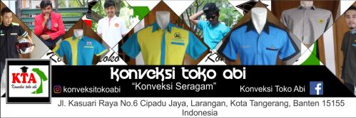 baju seragam kerja pabrik