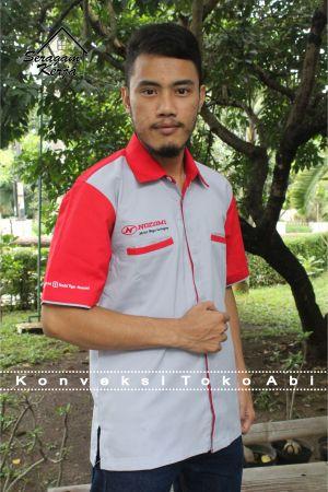 Baju Kerja Bahan Drill Jakarta