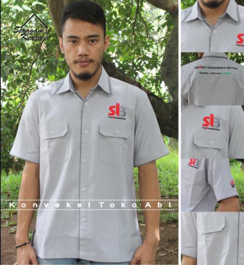 Baju Kerja Bordir Jakarta