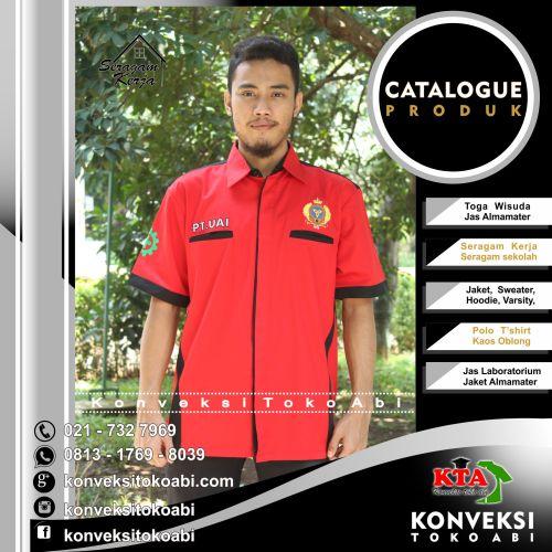 Baju Kerja Promosi Jakarta