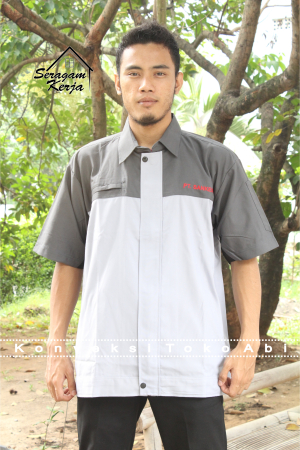 Seragam Kerja Bordir Jakarta