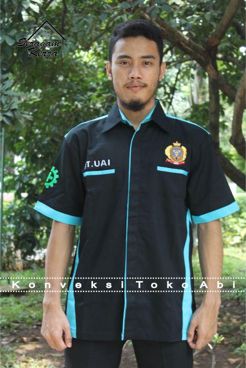 Seragam Kerja Promosi Jakarta