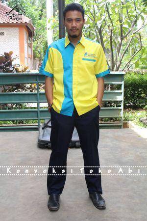 Tempat Pembuatan Seragam Kerja Bahan Drill Jakarta